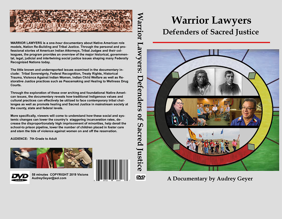 Warrior Lawyers: Defenders of Sacred Justice